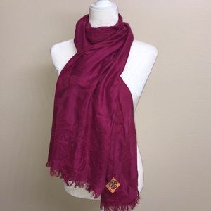 Authentic Tory Burch Scarf